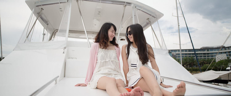 Yacht Rental Price Singapore