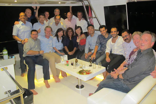 Yachts Party Singapore