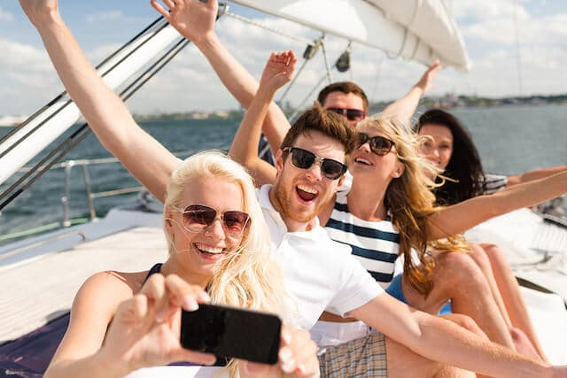 8 Types Of Events You Can Choose To Host Onboard A Yacht